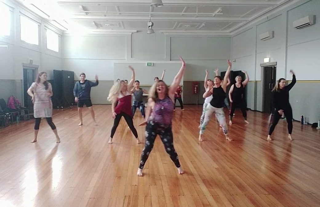 Hamilton Dance Fitness Classes
